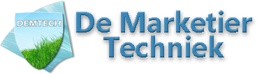 DeMTech - De Marketier Techniek